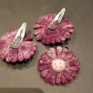 En Gry and Sif Accessories - 10 pieces mix of Hair barettes and broaches